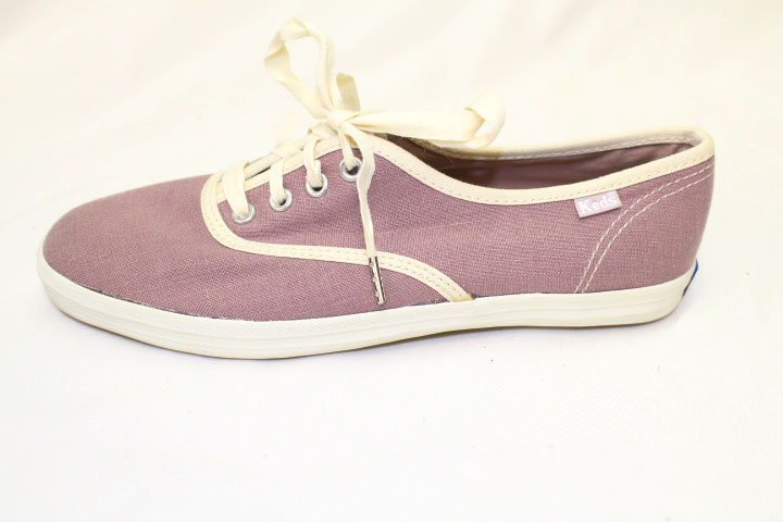 keds champ ox lavender schuhe damen unpaar links 37. Black Bedroom Furniture Sets. Home Design Ideas