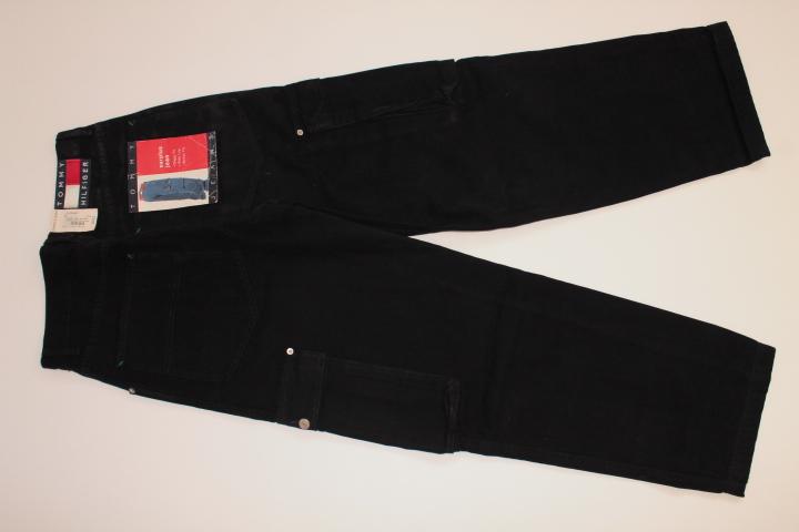 tommy hilfiger jeans hose herren surplus navy baggy fit. Black Bedroom Furniture Sets. Home Design Ideas