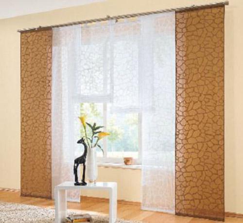 1 x raffrollo doran wei schlaufen b 45 cm h 170 cm k195 ebay. Black Bedroom Furniture Sets. Home Design Ideas