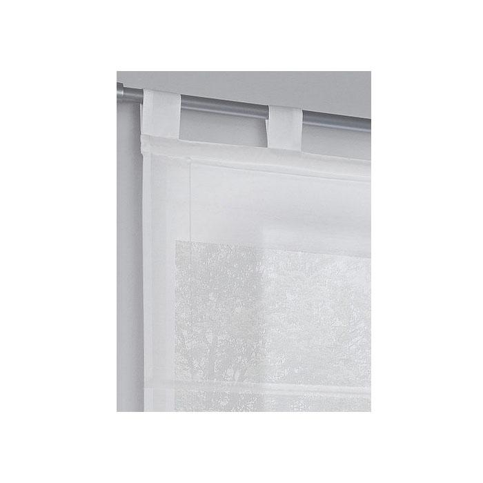 1 x raffrollo wei schlaufen b 45 cm h 140 cm 2 wahl k335 ebay. Black Bedroom Furniture Sets. Home Design Ideas