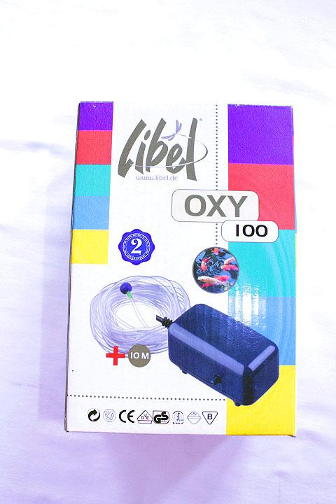 libel bel ftungspumpe teichbel ftung oxy 100 10 m 39 ebay. Black Bedroom Furniture Sets. Home Design Ideas